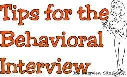 Behavioral Based Competency Interview Questions Answers