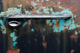 classic car door handle. Rusty Car Door Handle | Metal Classic