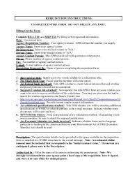 Requisition Form In Pdf Stunning CMS48 Printing Services Requisition Form