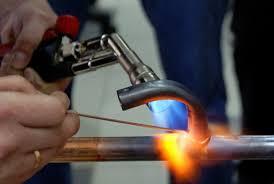 Сварка медных труб обзор возможных технологий Соединение трубок Процесс газовой сварки меди