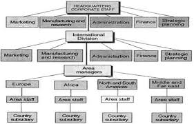 Coca Cola Corporate Structure Chart A Case Study On Coca Cola Organisational Management
