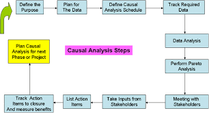 Causal Analysis Casual Analysis Quality Control Tool For Projects