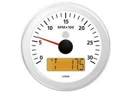 vdo viewline tachometer from 169 95 € svb gmbh viewline tachometer