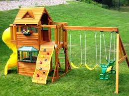 swing set for small yard outdoor swing sets fresh outdoor child swing playground outdoor kits wonderful swing set for small yard