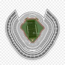 Auburn Stadium Seating Chart Yankee Stadium Seating Chart Ncaa Football Hd Png Download
