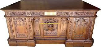 oval office desk replica. Resolute Desk Oval Office Replica