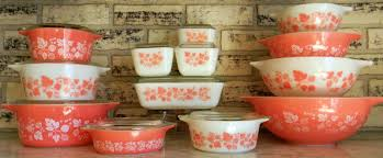 Pyrex Color Chart The 10 Most Popular Vintage Pyrex Patterns That Sell For A
