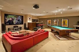 gaming man cave. The Gaming System Gives You And Your Friends, Yet Another Use For Big Screen Television. Thrill Of Playing Shadows Mordor, Call Duty: Ghosts Man Cave V