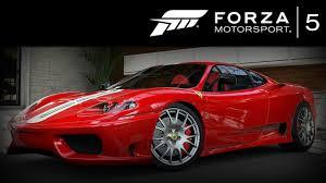 Forza 5 Ferrari 360 Challenge Stradale 2003 Forzavista +1 Lap ...