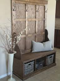 Shabby Chic Coat Rack 100 Organized Hallways With Beautiful Coat Rack Bench Rilane Shabby 19
