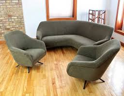 Unique Curved Sofas For Small Spaces