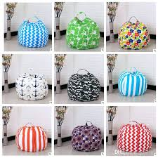 stuffed animal storage bag inch kids storage bean bags plush toys beanbag chair bedroom stuffed animal room mats portable clothes storage bag jewelry for