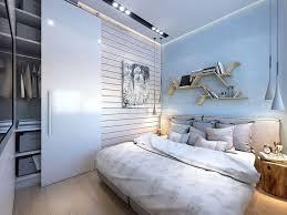 A Super Small (40 Square Meter) Home. Modern Bedroom DesignModern ...