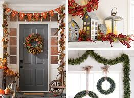 holiday garland ideas for a warm and welcoming home