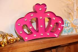 princess crown wall decor you ll love