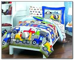 cars full size bedding twin comforter set for boys race kids cartoon car bed