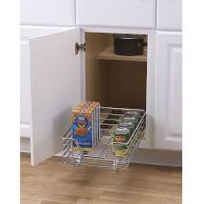 Kitchen Cupboard Storage Cabinet Sliding Organizer Rack Kitchen Cupboard Storage Shelf