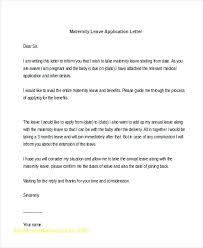 Maternity Leave Resignation Letter Pregnancy Confirmation Template