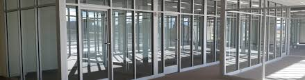 commercial glass fronts custom window walls