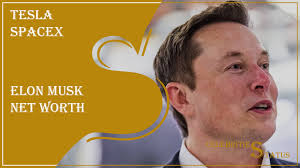 Elon musk was the second entrepreneur in the silicon valley (the first one was james h. Elon Musk Net Worth Celebrities Status Net Worth