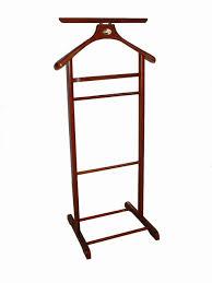 sr wooden standing coat rack decobizz