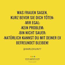 Harlekuin77 Was Frauen Sagen Kurz Agitano