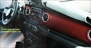 2018 jeep liberty interior. interesting jeep spy shot 2018 jeep wrangler interior with liberty