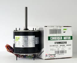 trane condenser xr12 motor mot11931