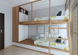 Double Deck Design For Small Bedroom Bunk Beds Are Great Ways To Add More Space To A Room