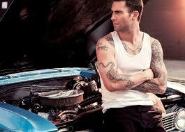 adam levine tattoos wallpaper