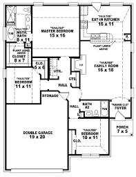 Modern 4 Bedroom House Plans 4 Bedroom House Plans Single Line Master Bedroom Detached Z
