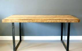 wooden desk top reclaimed wood table for round tops uk