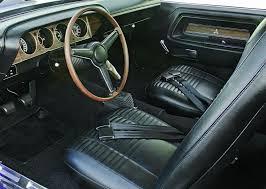 dodge challenger 1970 interior.  Dodge 1970 Dodge Challenger Interior Inside Interior
