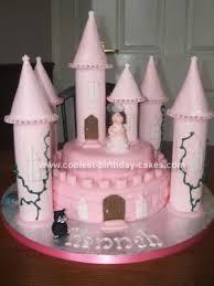 Coolest Princess Castle Cake Idea