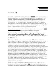 Cover Letter Library Cover Letters Sample Library Assistant Cover