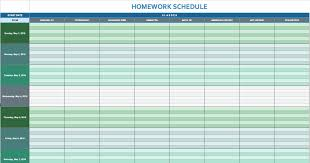 Routine Chart Ideas 036 Template Ideas Homework Schedule 0 Daily Activity
