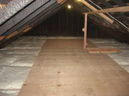 In the first two, I have repaired broken floor joists where they must  support needed attic ladders. In the third, I have provided load ...