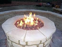 how to build a gas fire pit l99375 how to create outdoor gas fire pits how