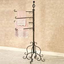 floor towel stand. Floor Towel Rack Swivel Stand Antique Bronze Ikea