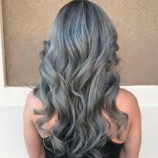 deep silver deep silver hair color