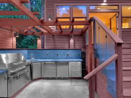 Choosing Outdoor Kitchen Cabinets Hgtv