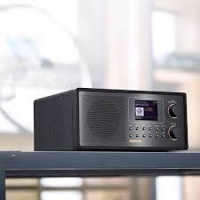 <b>Sangean WFR-30</b> internet radio met DAB+/FM-RDS zwart - Digitale ...