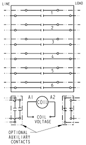 2017 mechanically held lighting contactor wiring diagram at Electrically Held Contactor Wiring Diagram
