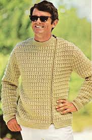 Mens Crochet Patterns