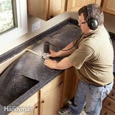 Innovative How To Install Sheet Laminate Countertops In Model Patio Ideas