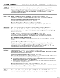 Template Uncategorized Best Simple Career Internship Resume Sample