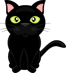 black cat clipart png. Perfect Cat Black Cat Clipart Png On The Farm Clip Black And White Library Cat Clipart Png K