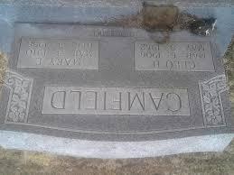 Cleo Dempsey Camfield (1906-1962) - Find A Grave Memorial