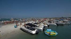 Disappearing Island New Smyrna Beach Florida Daytona