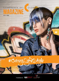 Compagnia Del Colore Magazine N 3 Eng By Ng